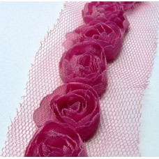 Flower Ribbon fel rose