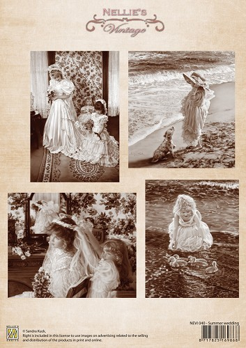 Vintage - Summer wedding