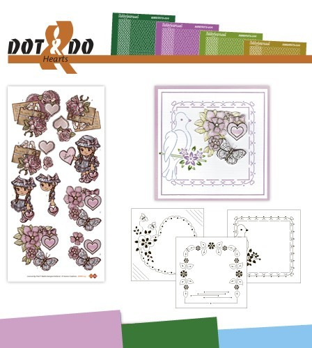 Dot & Do 15 - Hearts