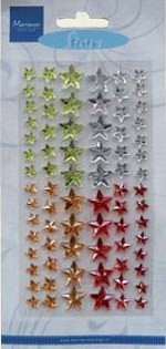 Decoration stars christmas