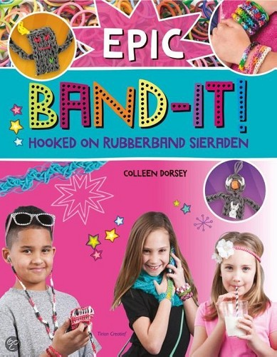 Band-it ! - Hooked on rubberband sieraden