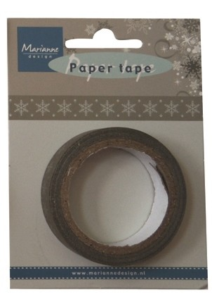 Decoration Paper Tape - Snowstars