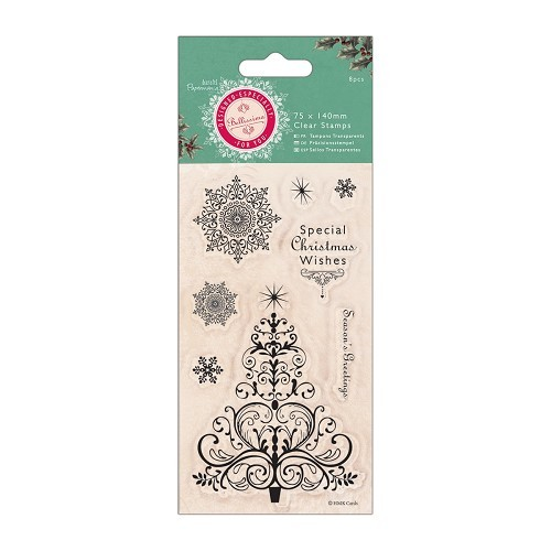 Mini Clear Stamp - Bellissima Christmas