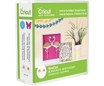 Cricut Cricut Cartridge Project Home For The Holidays, Spring & Summer