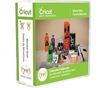 Cricut Cricut Cartridge Monster Bash Seasonal