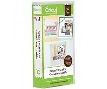 Cricut Cricut Cartridge When I Was A Kid