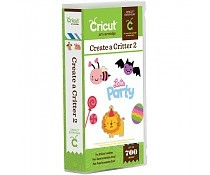 Cricut Cricut Cartridge Create-A-Critter 2