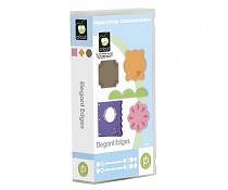 Cricut Cricut Cartridge Elegant Edges