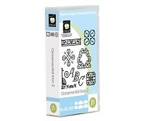 Cricut Cricut Cartridge Ornamental Iron 2