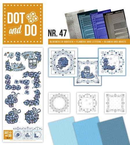 Dot & Do 47 - Cozy winter