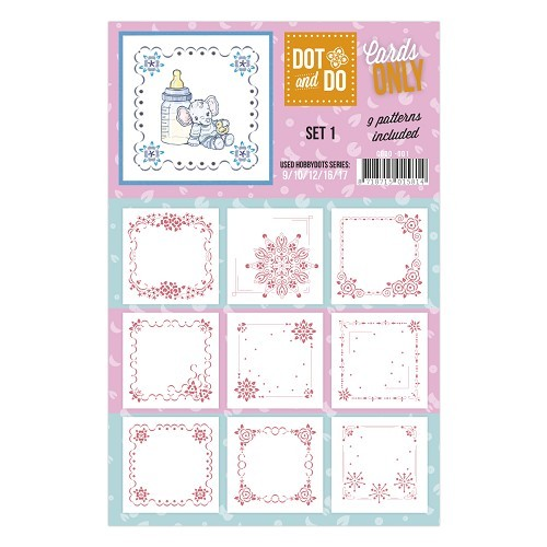 Dot & Do - Cards Only - Set 1