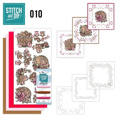 Stitch & Do 10 - Moederdag