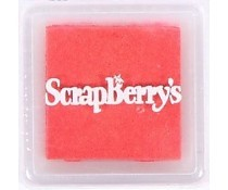 ScrapBerry`s Pigment Ink Pad Hot Pink