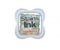 ScrapBerry`s Stains Ink Pad Black