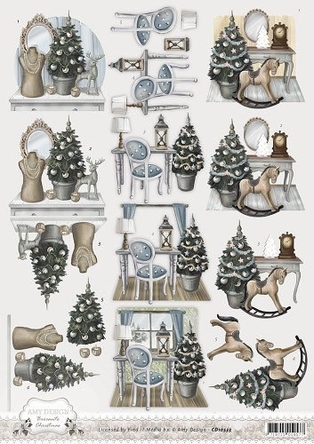 Amy Design - Brocante Christmas - Home Decoration