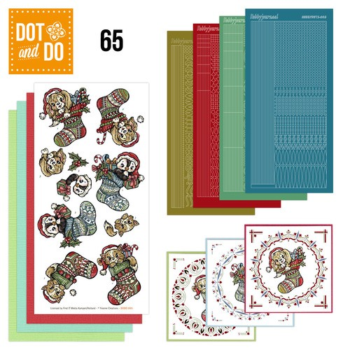 Dot and Do 65 - Kerstkousen