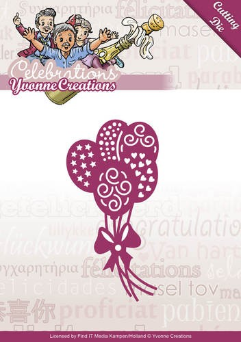 Yvonne Creations - Celebrations - Balloons