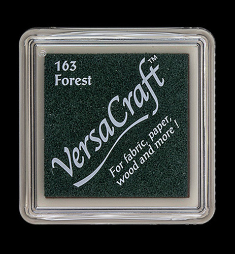 Versacraft Inkpad small Forest