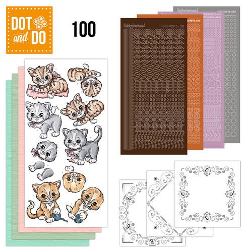 Dot and Do 100 - Katten