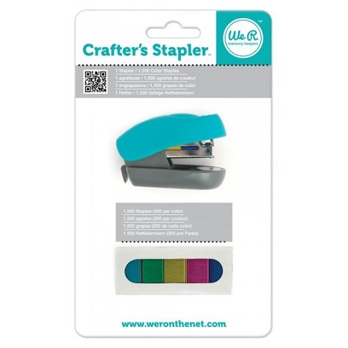 We R Memory Keepers Crafters stapler