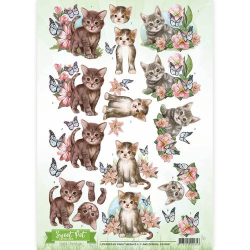 Amy Design - Pets- Cats