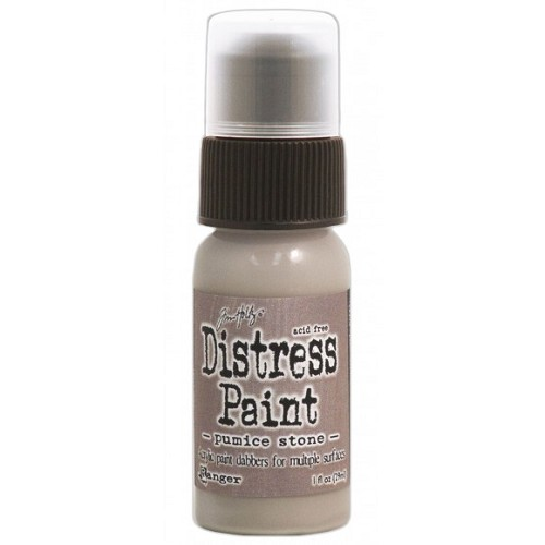 Tim Holtz distress paint 28g pumice stone