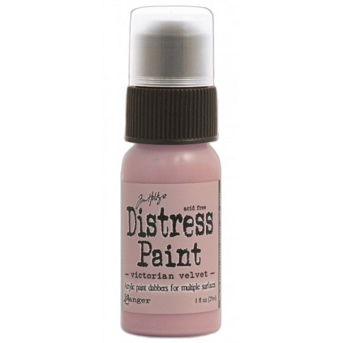 Tim Holtz distress paint victorin velvet