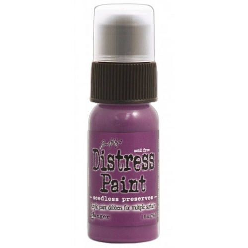 Tim Holtz distress paint seedles preserves
