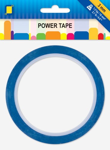 Power Tape 10m x 3 mm outer box