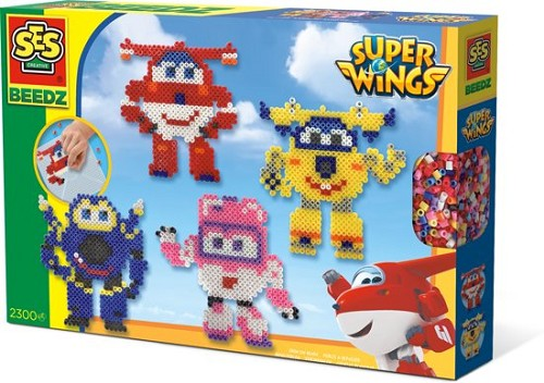 SES Beedz - Strijkkralen Super Wings