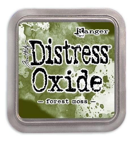 Distress Oxide - forest moss