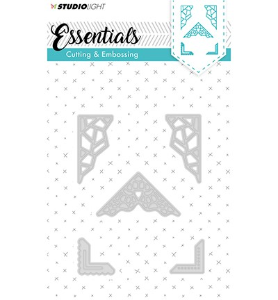 Cutting and Embossing Die, Essentials nr.145