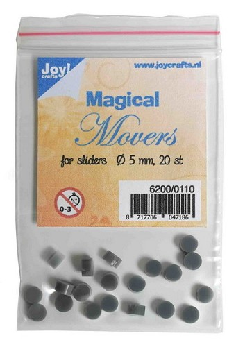 Joy! Magical Movers voor sliderstencils
