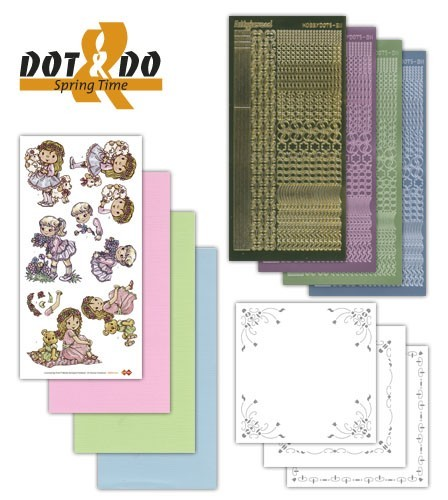 Dot en Do 10 - Spring Time