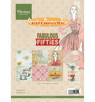 Pretty Papers, Fabulous Fifties