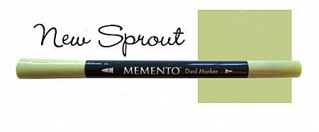 Marker Memento New sprout