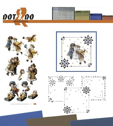 Dots & Do 23 - Winterfun