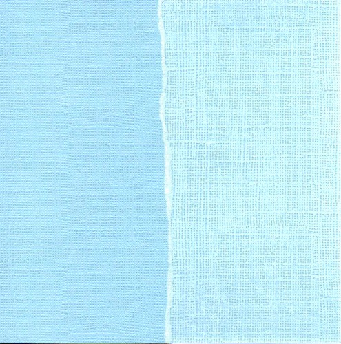 Cardstock tranquil blue