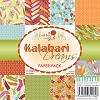 6x6 Paper Pack Kalahari Dreams