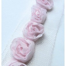 Flower Ribbon licht rose