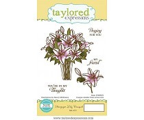 Taylored Expressions Stargazer Lily Bouquet