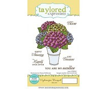 Taylored Expressions Hydrangea Bouquet